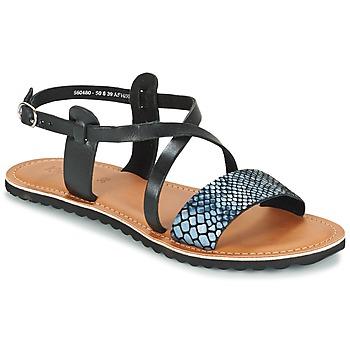 Παπούτσια Γυναίκα Σανδάλια / Πέδιλα Kickers VIPA Black