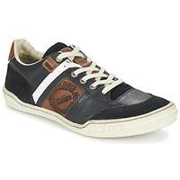 Παπούτσια Άνδρας Χαμηλά Sneakers Kickers JEXPLORE Black