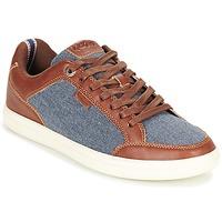 Παπούτσια Άνδρας Χαμηλά Sneakers Kickers AART HEMP Brown / μπλέ