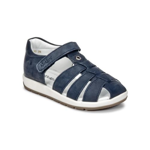 Παπούτσια Αγόρι Σανδάλια / Πέδιλα Kickers SOLAZ MARINE