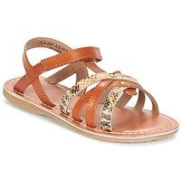 Παπούτσια Κορίτσι Σανδάλια / Πέδιλα Kickers FARAH Camel