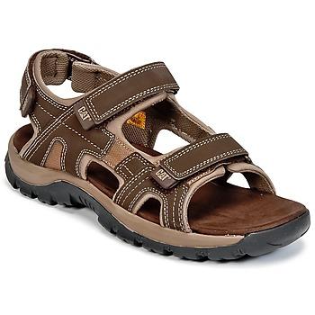 Παπούτσια Άνδρας Σανδάλια / Πέδιλα Caterpillar GILES Brown