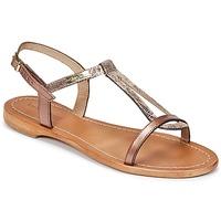 Παπούτσια Γυναίκα Σανδάλια / Πέδιλα Les Tropéziennes par M Belarbi HAMAT Bronze