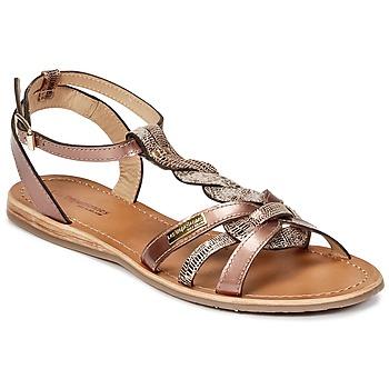 Παπούτσια Γυναίκα Σανδάλια / Πέδιλα Les Tropéziennes par M Belarbi HAMS Bronze