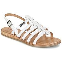 Παπούτσια Γυναίκα Σανδάλια / Πέδιλα Les Tropéziennes par M Belarbi HAVAPO άσπρο