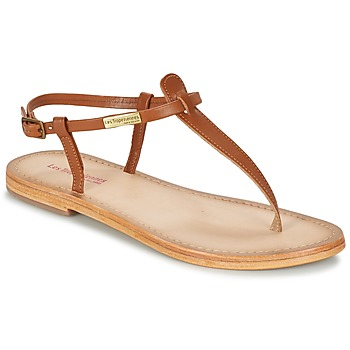 Παπούτσια Γυναίκα Σανδάλια / Πέδιλα Les Tropéziennes par M Belarbi NARVIL Brown