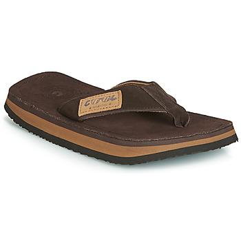 Παπούτσια Άνδρας Σαγιονάρες Cool shoe 2LUXE Brown