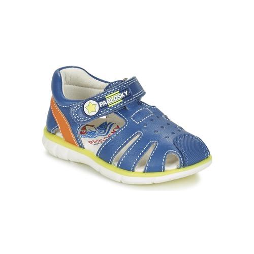 Παπούτσια Αγόρι Σανδάλια / Πέδιλα Pablosky GUADOK Μπλέ