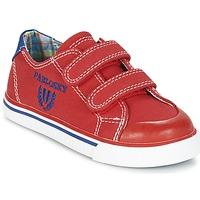 Παπούτσια Αγόρι Χαμηλά Sneakers Pablosky LIVABI Red