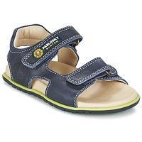 Παπούτσια Αγόρι Σανδάλια / Πέδιλα Pablosky GARMINOUTE μπλέ