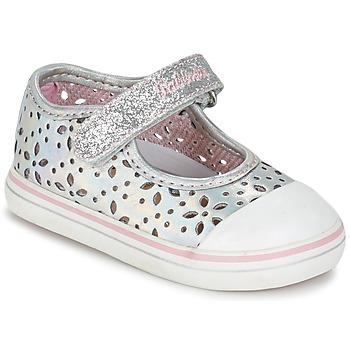 Παπούτσια Κορίτσι Μπαλαρίνες Pablosky MEZINILE Silver