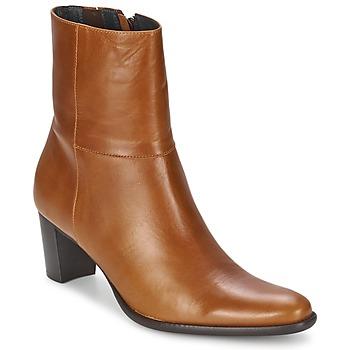 Παπούτσια Γυναίκα Μποτίνια Betty London GALET CAMEL
