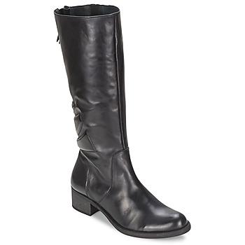 Παπούτσια Γυναίκα Μπότες για την πόλη Betty London GRECIA Black