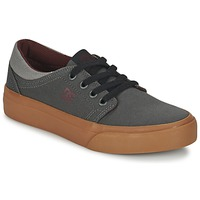 Παπούτσια Παιδί Χαμηλά Sneakers DC Shoes TRASE TX B SHOE XSSR Grey / Red
