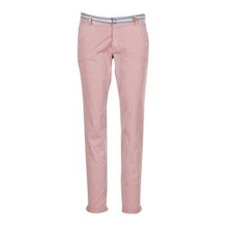 Υφασμάτινα Γυναίκα Παντελόνια Πεντάτσεπα Esprit HOUISSA Ροζ