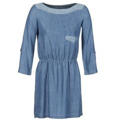 Υφασμάτινα Γυναίκα Κοντά Φορέματα Esprit CHAVIOTA μπλέ / MEDIUM