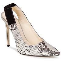 Παπούτσια Γυναίκα Γόβες Bata TALL Grey / Serpent
