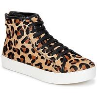 Παπούτσια Γυναίκα Ψηλά Sneakers North Star BEID Leopard