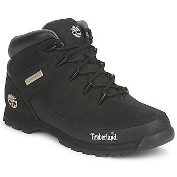 Παπούτσια Άνδρας Μπότες Timberland EURO SPRINT HIKER Black