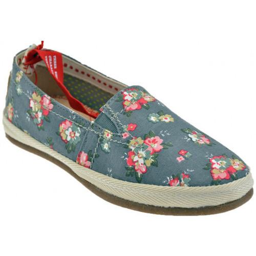 Παπούτσια Γυναίκα Slip on O-joo  Μπλέ