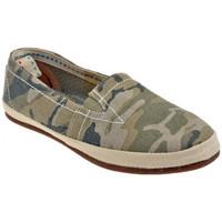 Παπούτσια Άνδρας Slip on O-joo  Multicolour