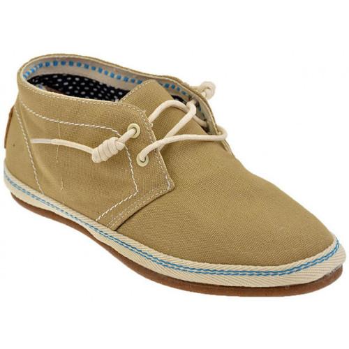 Παπούτσια Άνδρας Χαμηλά Sneakers O-joo  Beige