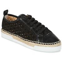 Παπούτσια Γυναίκα Χαμηλά Sneakers Sonia Rykiel 622348 Black