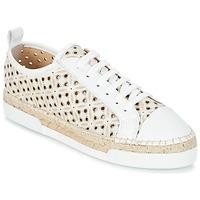 Παπούτσια Γυναίκα Χαμηλά Sneakers Sonia Rykiel 622348 Άσπρο