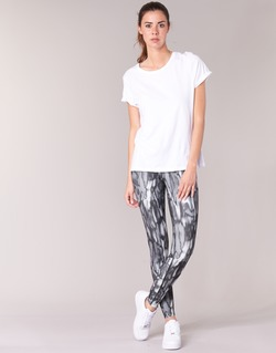 Υφασμάτινα Γυναίκα Κολάν Nike PWR LGND TGHT PRNT Grey / Black
