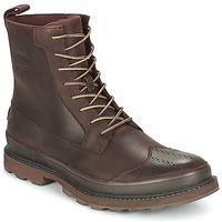 Παπούτσια Άνδρας Μπότες Sorel MADSON WINGTIP BOOT Brown