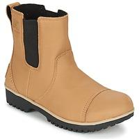 Παπούτσια Γυναίκα Μπότες Sorel MEADOW CHELSEA Beige