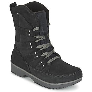 Παπούτσια Γυναίκα Μπότες Sorel MEADOW LACE Black