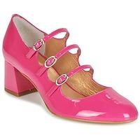 Παπούτσια Γυναίκα Γόβες Mellow Yellow BYDOUDOU Fuchsia
