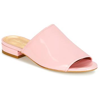 Παπούτσια Γυναίκα Τσόκαρα Mellow Yellow BYTATANE Ροζ