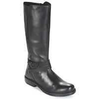 Παπούτσια Γυναίκα Μπότες Kickers MOTCAST Black