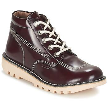 Παπούτσια Γυναίκα Μπότες Kickers NEORALLYE Bordeaux
