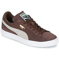 Παπούτσια Χαμηλά Sneakers Puma SUEDE.BROWN/SESAME Brown