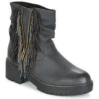 Παπούτσια Γυναίκα Μπότες Coolway BARINA Black