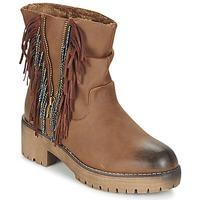 Παπούτσια Γυναίκα Μπότες Coolway BARINA Camel