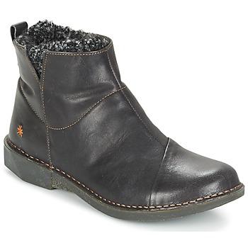 Παπούτσια Γυναίκα Μπότες Art BERGEN Black