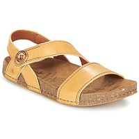 Παπούτσια Γυναίκα Σανδάλια / Πέδιλα Art WE WALK CAMEL