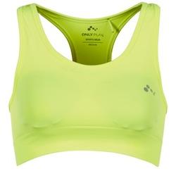 Υφασμάτινα Γυναίκα Αθλητικά μπουστάκια  Only Play DAISY Yellow