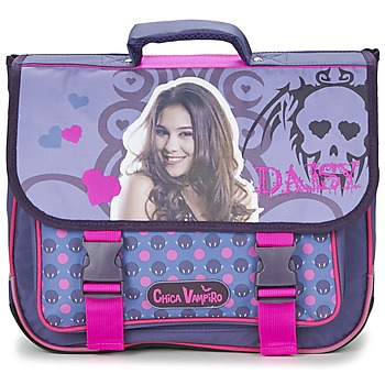 Τσάντες Κορίτσι Σάκα Dessins Animés CHICA VAMPIRO CARTABLE 38CM Violet