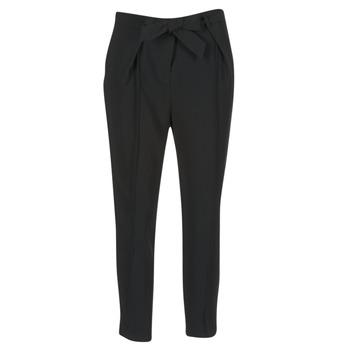 Υφασμάτινα Γυναίκα Παντελόνες / σαλβάρια Morgan LIKI Black