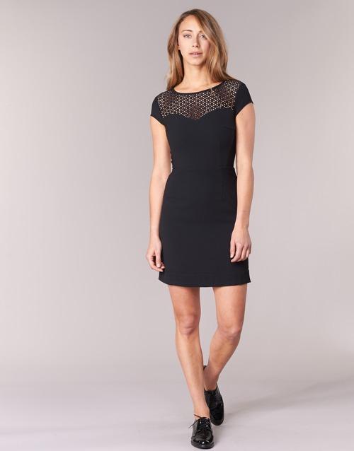 Υφασμάτινα Γυναίκα Κοντά Φορέματα Morgan RENAL Black