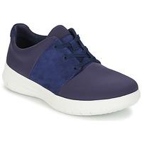 Παπούτσια Γυναίκα Χαμηλά Sneakers FitFlop SPORTYPOP X SNEAKER Marine