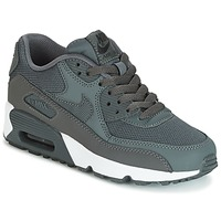 Παπούτσια Αγόρι Χαμηλά Sneakers Nike AIR MAX 90 MESH GRADE SCHOOL Grey