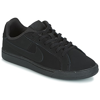 Παπούτσια Παιδί Χαμηλά Sneakers Nike COURT ROYALE GRADE SCHOOL Black