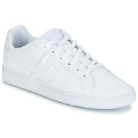 Παπούτσια Παιδί Χαμηλά Sneakers Nike COURT ROYALE GRADE SCHOOL άσπρο