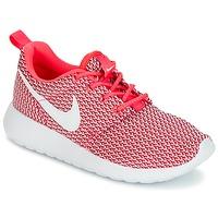 Παπούτσια Κορίτσι Χαμηλά Sneakers Nike ROSHE ONE GRADE SCHOOL Ροζ / Άσπρο